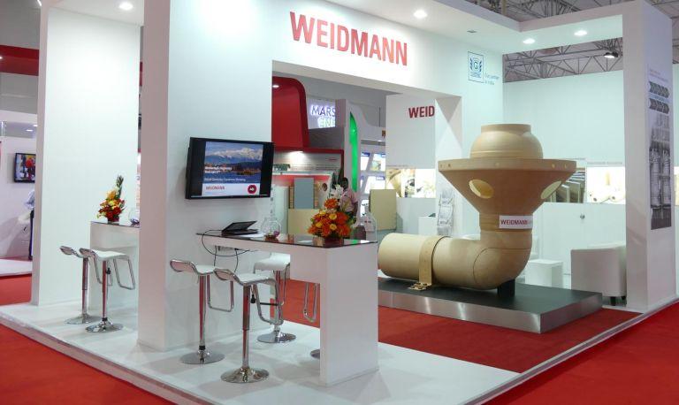 Weidmann Exhibiting in Dubai & Delhi