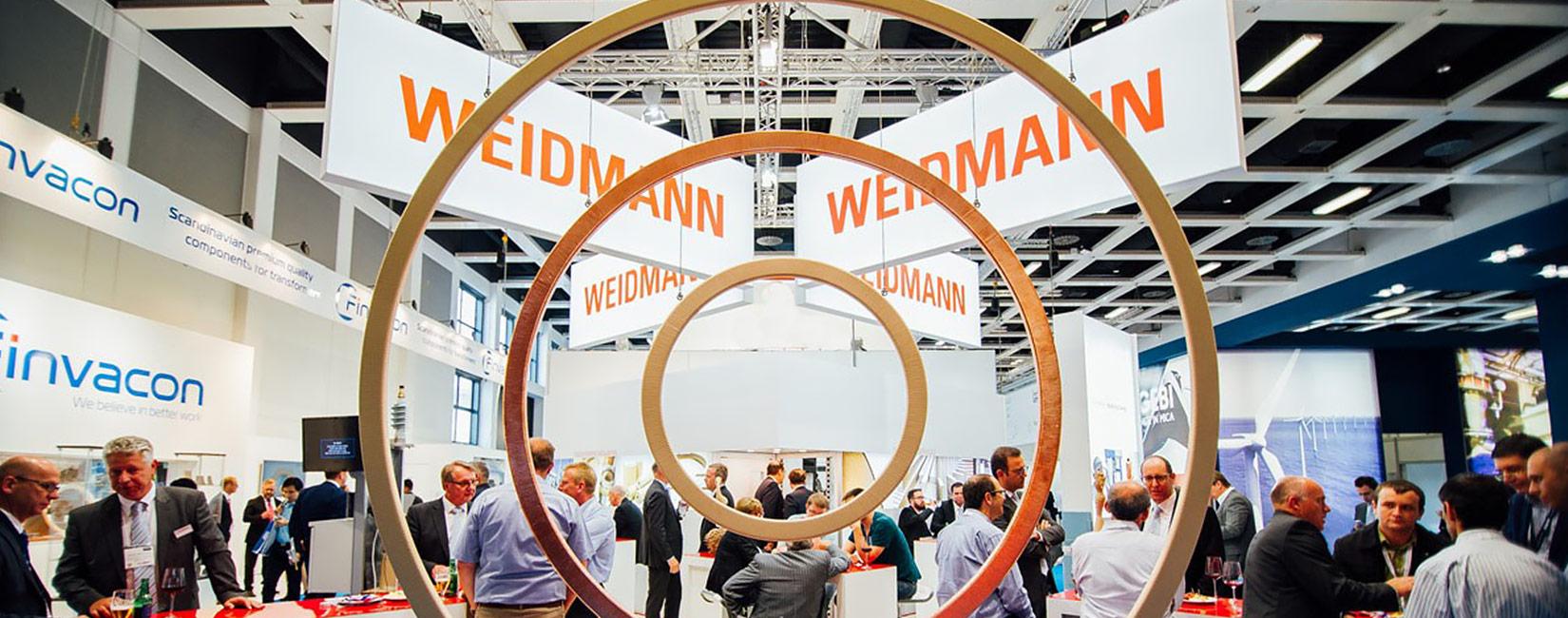 Join Weidmann at Coil Winding 2018