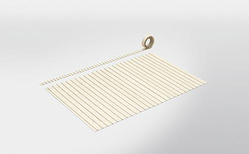 WUZMING-W/ärmeschutzvorhang Magnet Selbstansaugend Thermo T/ürvorhang Automatisches Schlie/ßen Winter Klimatisiertes Zimmer Warmer Baumwollvorhang