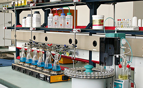 Outsourced Laboratory Services